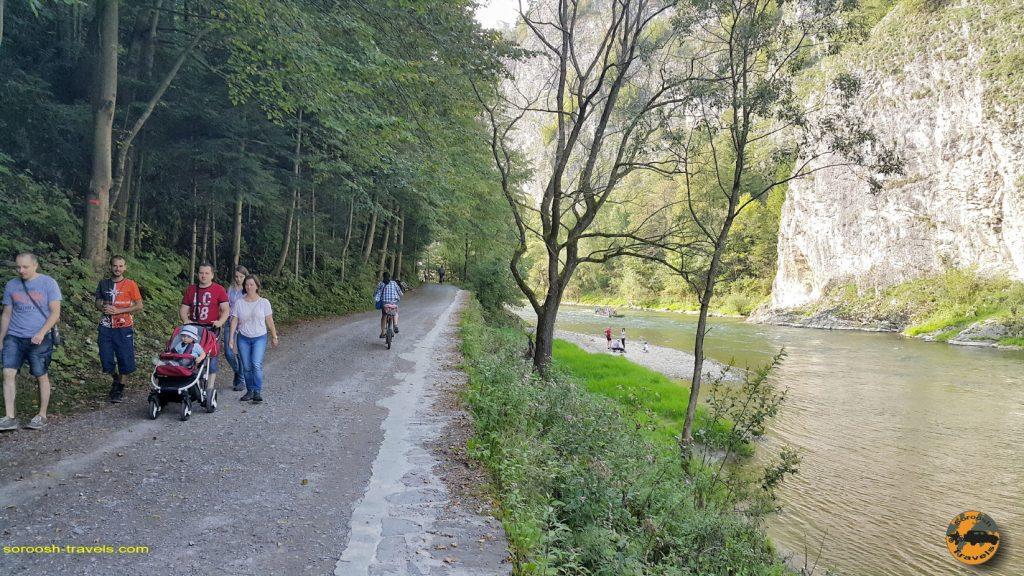 طبیعت زیبای اسلواکی - تابستان 1397