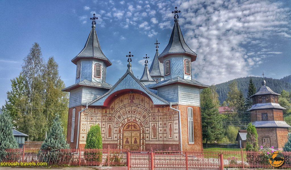 ازویسودسوس تا تنگه بیچاز در رومانی - ۱۲ شهریور ۱۳۹۷