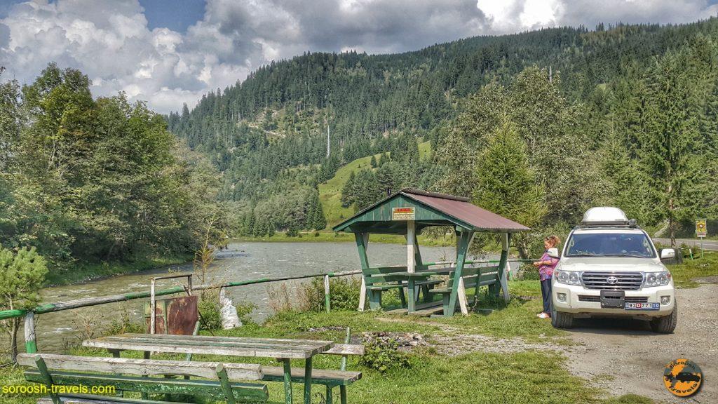جاده های زیبای رومانی - ۱۲ شهریور ۱۳۹۷
