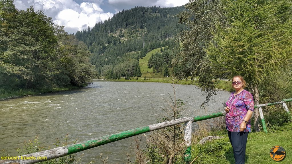 رودخانه ای در رومانی - ۱۲ شهریور ۱۳۹۷