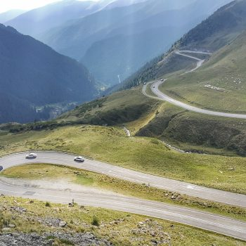 جاده ترنس فاگاراش در رومانی