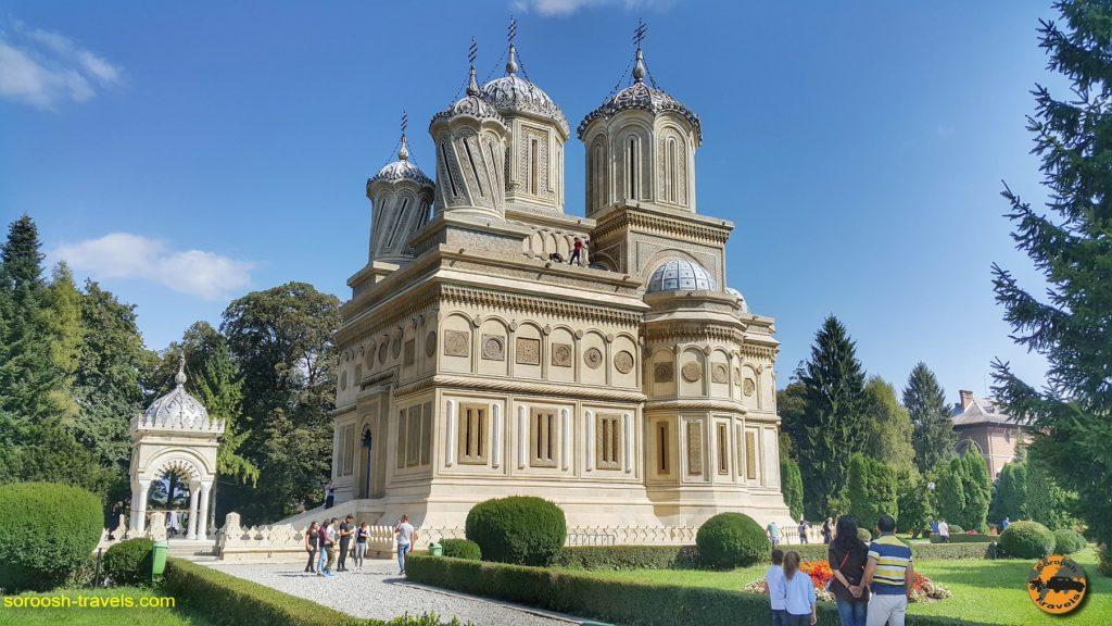 از کورته دو آرگش بطرف جاده معروف ترنس فاگاراش در رومانی –  ۱۵ شهریور ۱۳۹۷