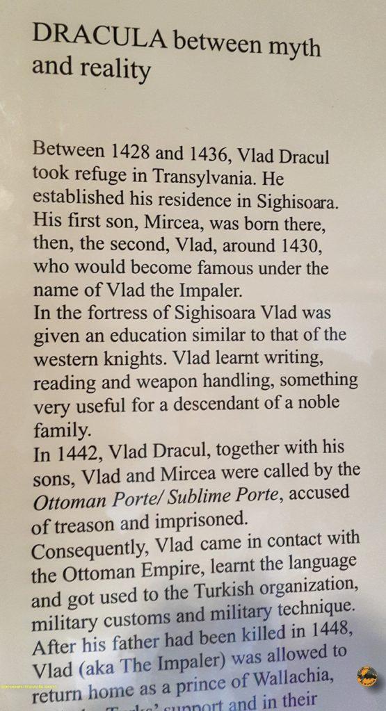 آیا دراکولا واقعیت داشته؟ - شهر بِرَن، رومانی - ۱۶ شهریور ۱۳۹۷