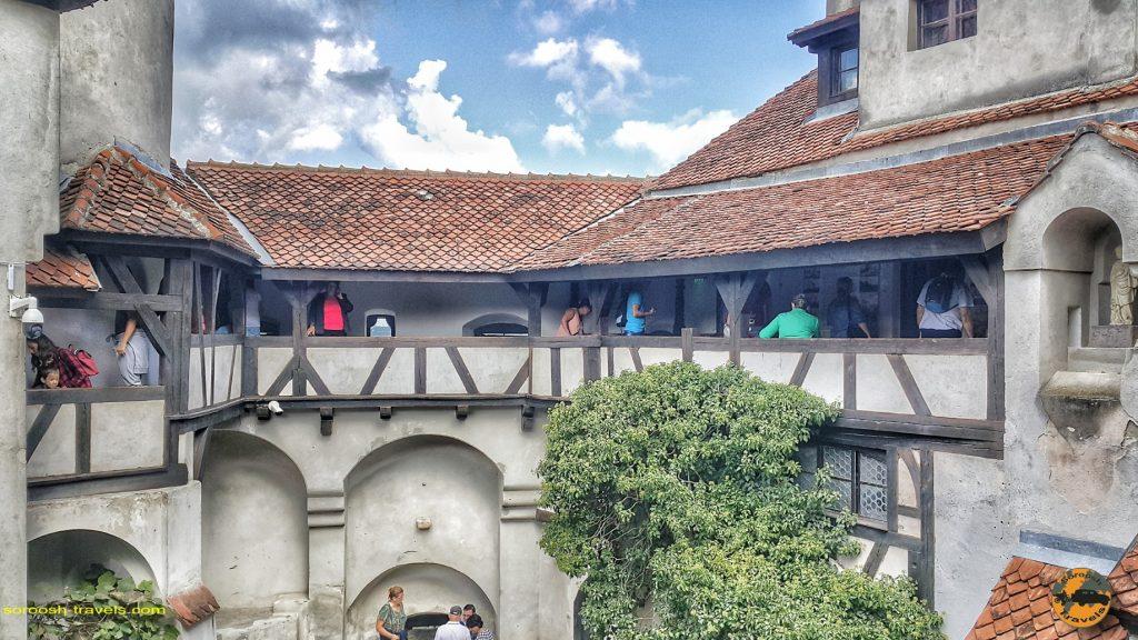 قصر دراکولا - شهر بِرَن، رومانی - ۱۶ شهریور ۱۳۹۷