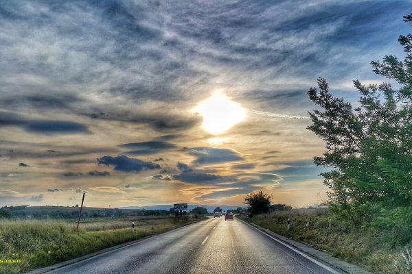 جاده های مقدونیه