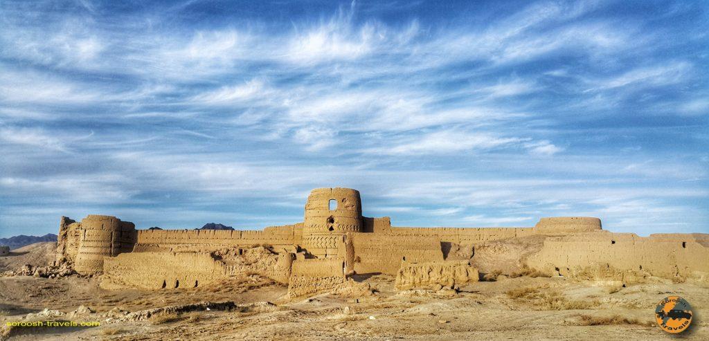 قلعه کرشاهی – زمستان ۱۳۹۷