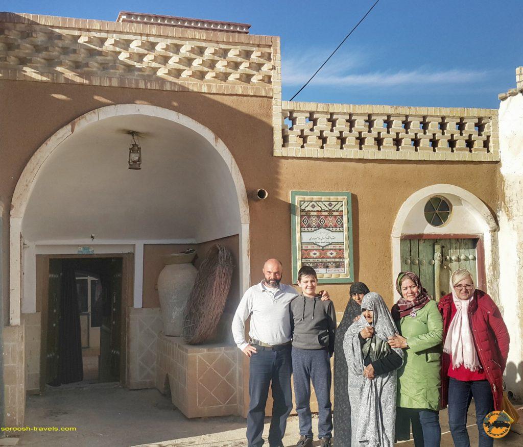 اقامتگاه بومگردی مروی در روستای حسن آباد