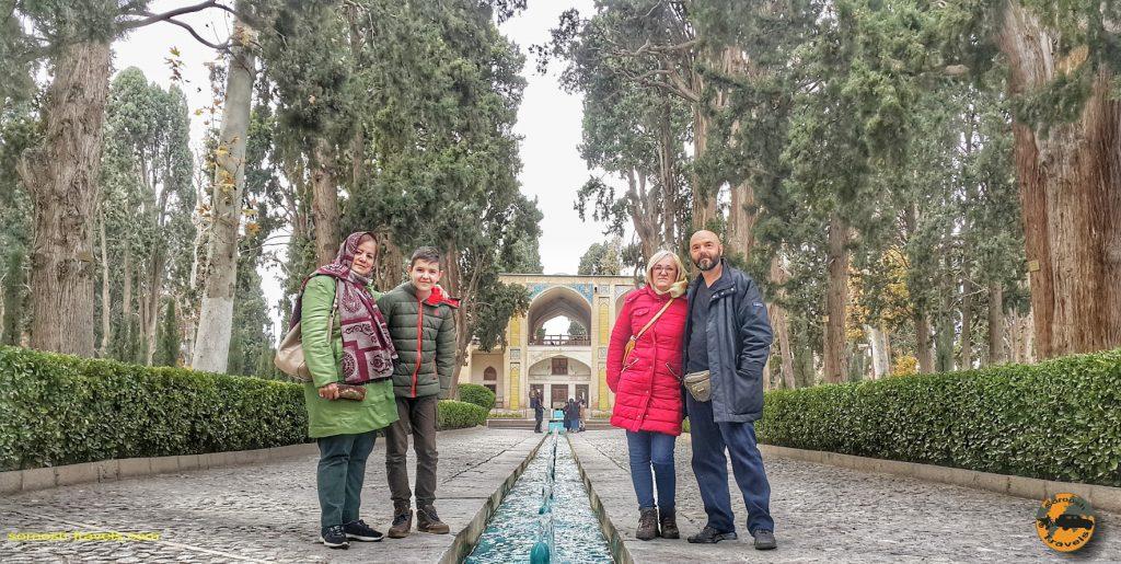 شهر زیبای کاشان – زمستان ۱۳۹۷