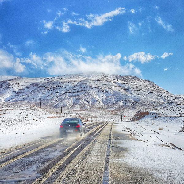 قهرود به اصفهان