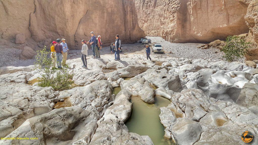 مناطق زیبای کویرهای مرکزی ایران – نوروز ۱۳۹۸
