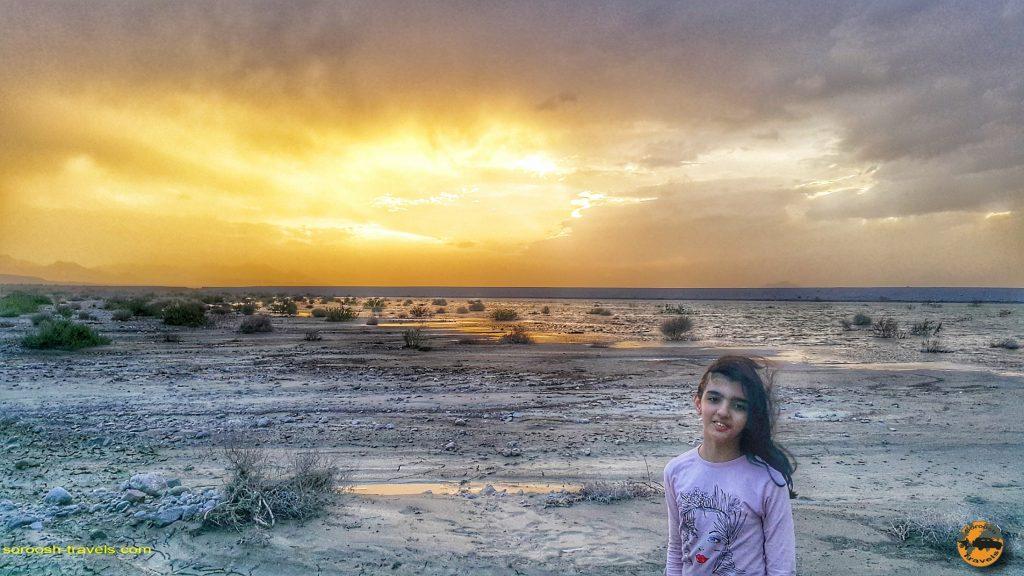 مناطق شگفت انگیز در دشت کویر ایران – نوروز ۱۳۹۸