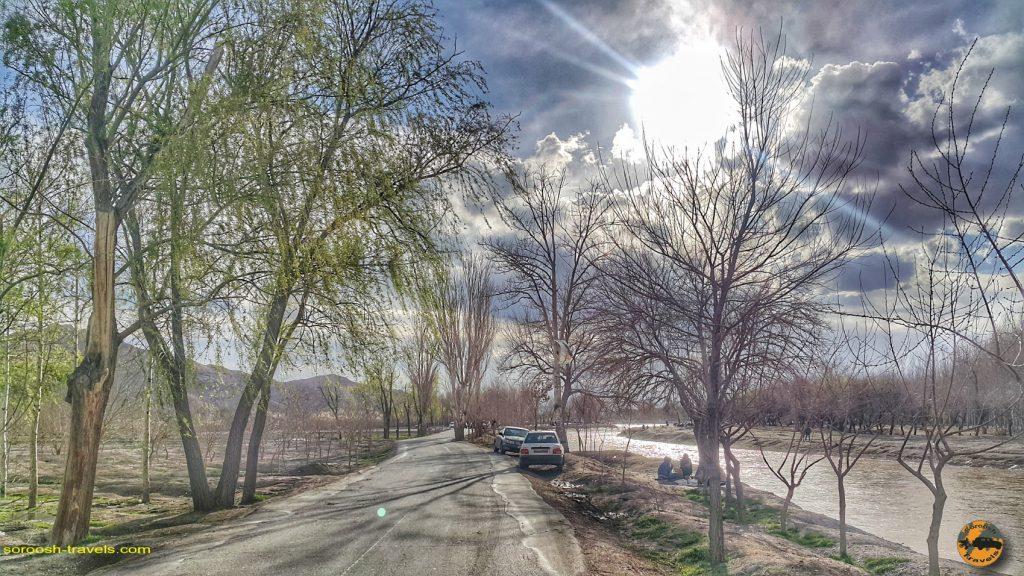 پارک میرزا کوچک خان - اصفهان - نوروز 1398