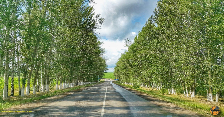 بلگورود تا روسوش - روسیه - تابستان 1398 2019