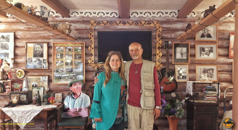 سفرنامه روسیه با اتوموبیل: روستای زیبا و قدیمی دمیدوف – تابستان ۱۳۹۸