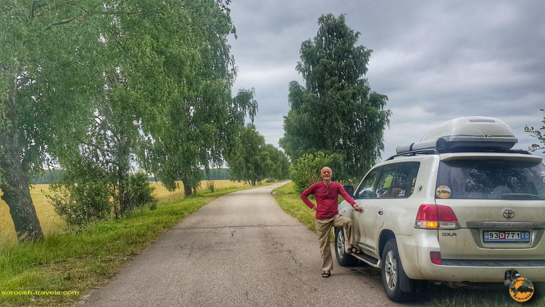 از دمیدوف تا بلگورود - تابستان 1398 2019