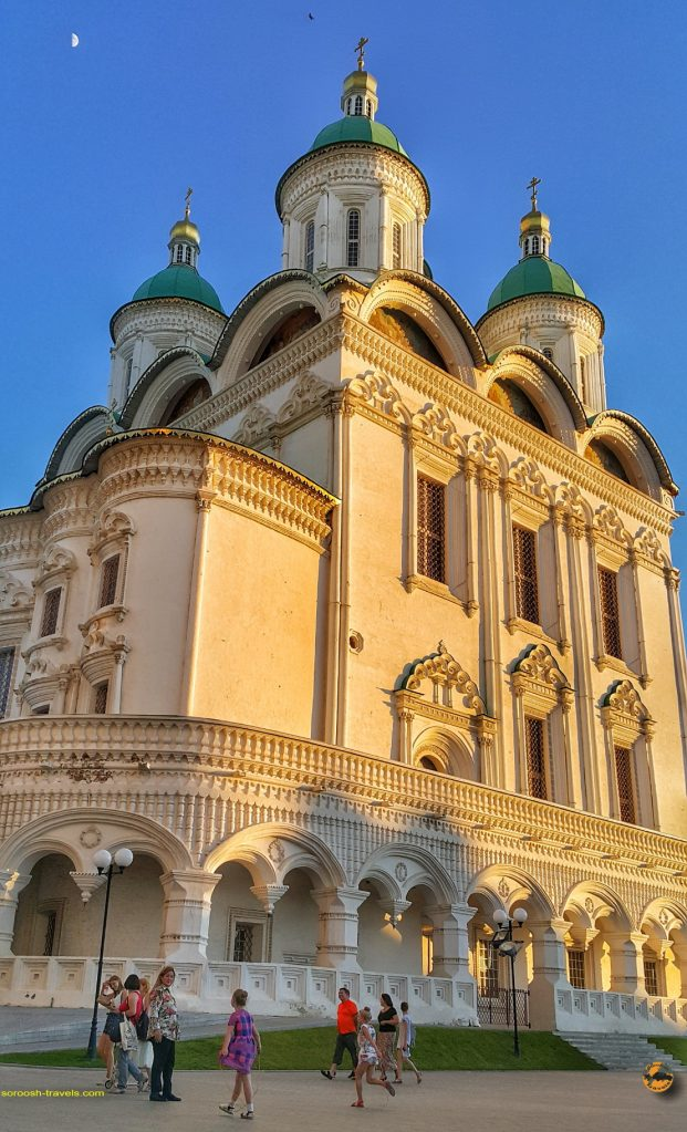 شهر آستراخان در روسیه