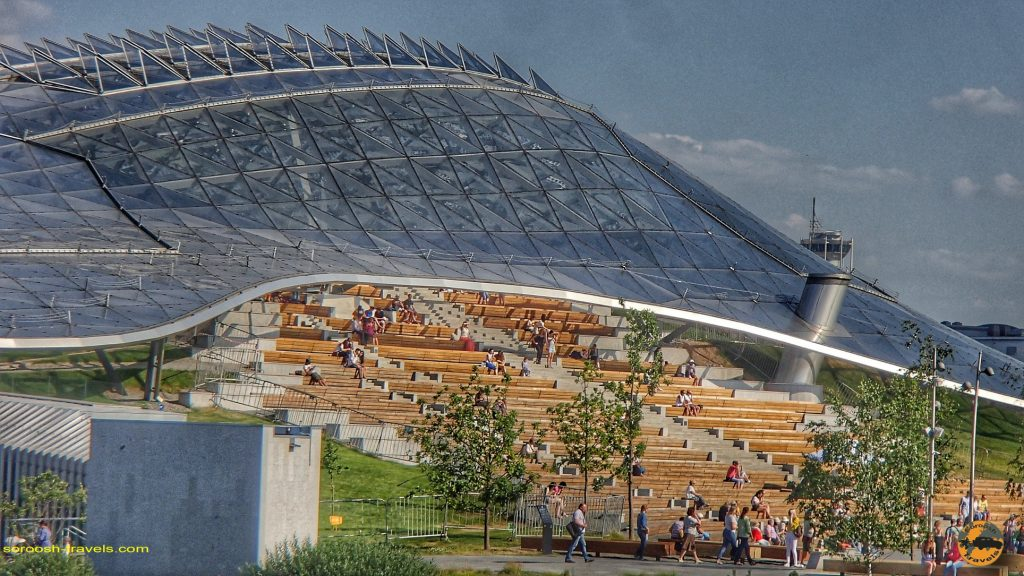 شهر مسکو - تابستان 1398 2019