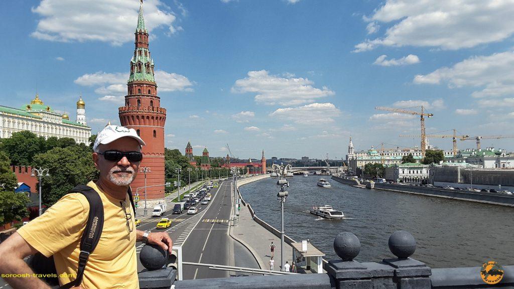 رودخانه مسکو - تابستان 1398 2019