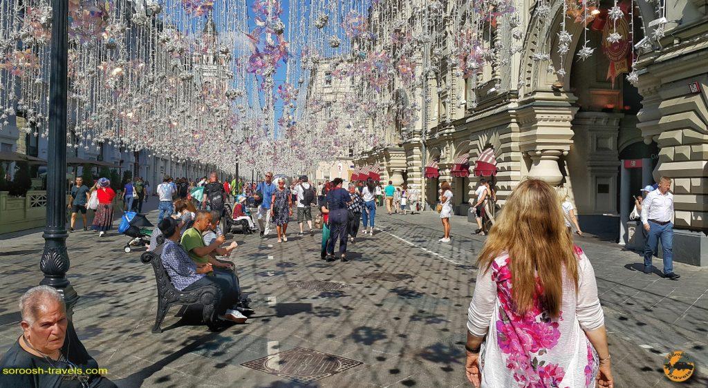 مسکو - تابستان 1398