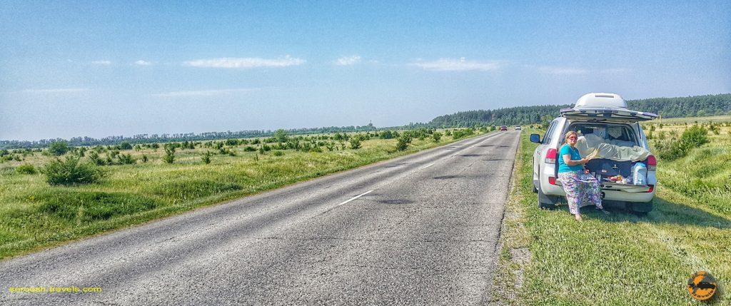 مسیر نووآننینسکی تا پودگورینسکی در روسیه - تابستان 1398