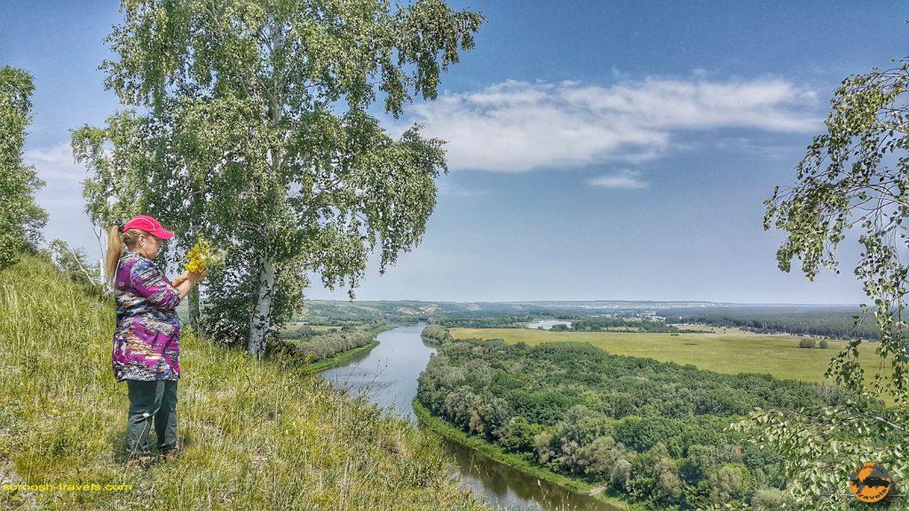 رودخانه دُن در منطقه بین پودگورینسکی تا ورونژ در روسیه - تابستان 1398