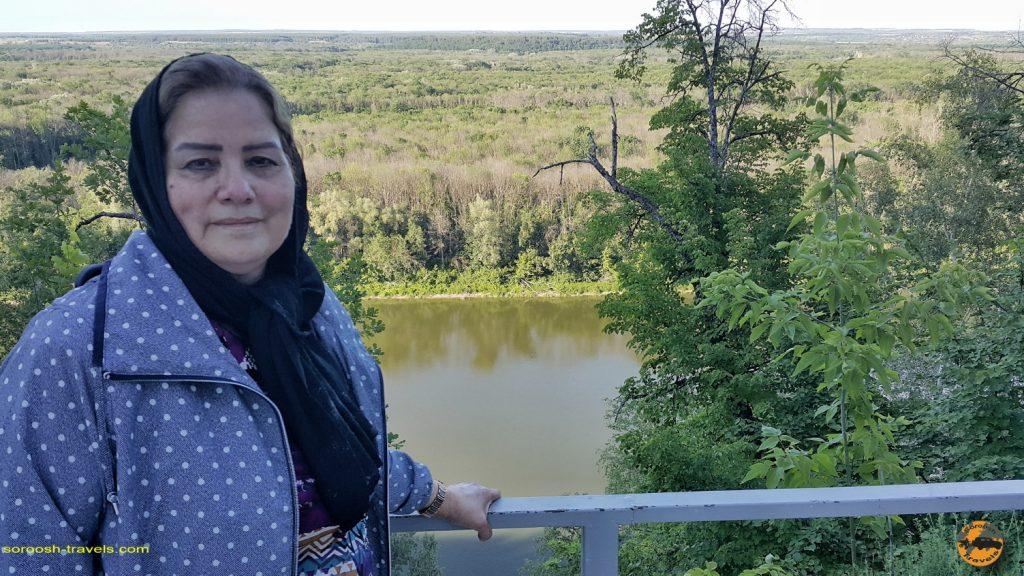 رودخان معروف دُن در روسیه - تابستان 1398