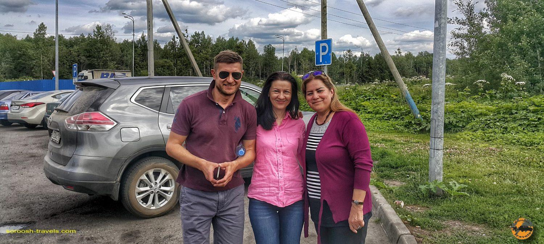 سنت پترزبورگ تا ولیکی نووگرود، روسیه - تابستان 1398 2019