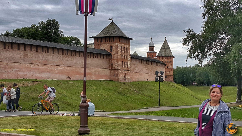 ولیکی نووگرود، روسیه - تابستان 1398 2019