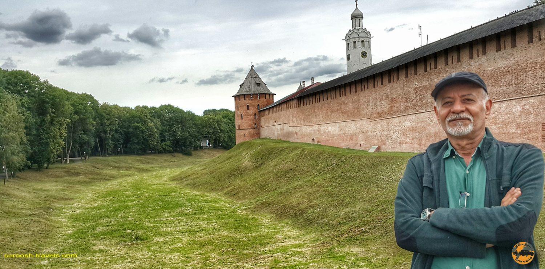 قلعه ولیکی نووگرود، روسیه - تابستان 1398 2019