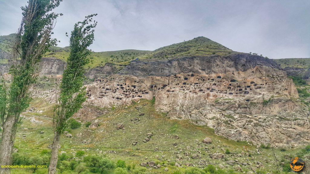 واردزیا در گرجستان