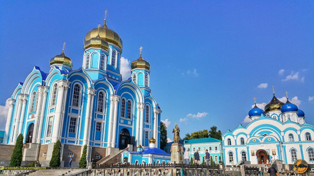 کلیسایی در مسیر ورونژ تا کودی کیناگورا در روسیه - تابستان 1398