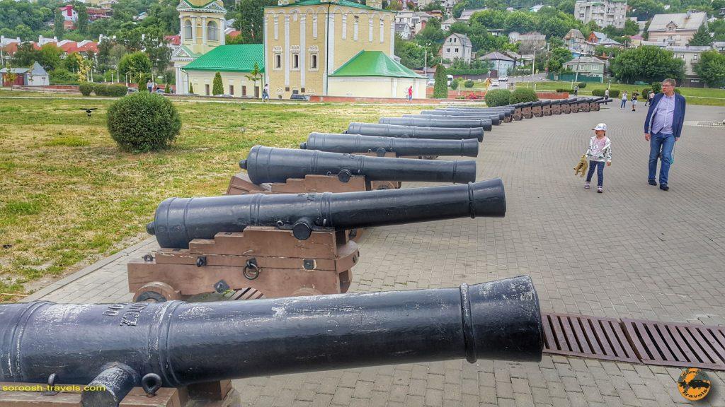 شهر ورونژ در روسیه - تابستان 1398