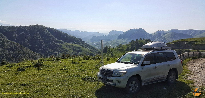 آرخیز - روسیه - تابستان 1398 2019