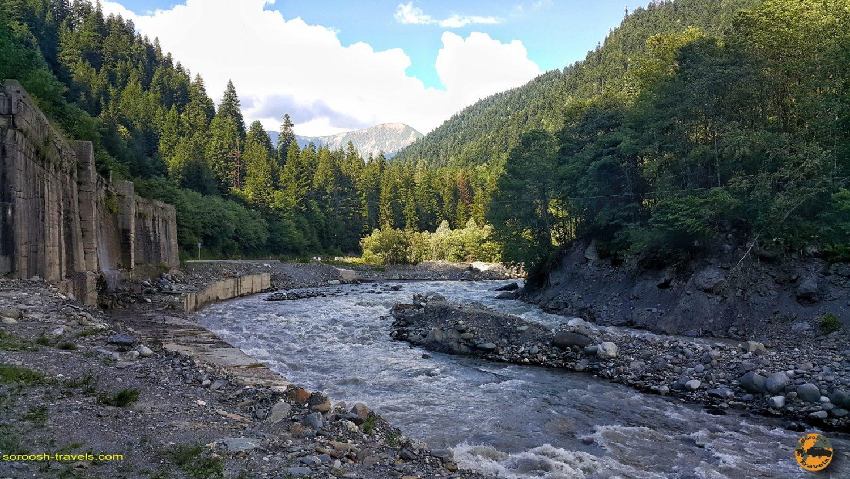از کاتسخی تا تساگری در گرجستان - تابستان 1398 2019