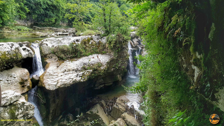 دره مارت ویلی در گرجستان-تابستان 1398 2019