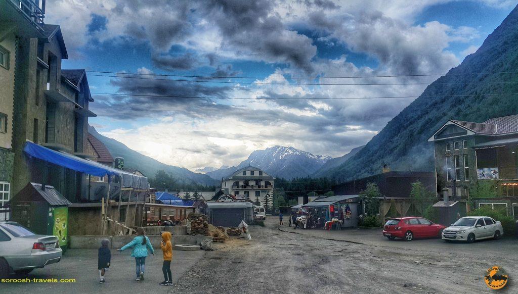 سفرنامه روسیه با اتوموبیل: از پیاتی گورسک تا ترسکول – تابستان ۱۳۹۸