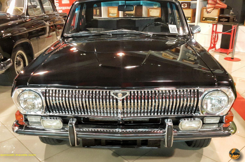 موزه ماشین در کامنسک شاختینسکی - روسیه - تابستان 1398 2019