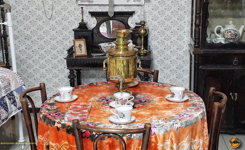 یک موزه در کامنسک شاختینسکی - روسیه - تابستان 1398 2019