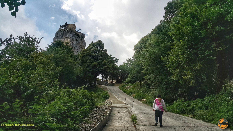 صومعه کاتسخی، گرجستان - تابستان 1398