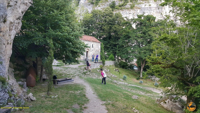 اطراف صومعه کاتسخی، گرجستان - تابستان 1398