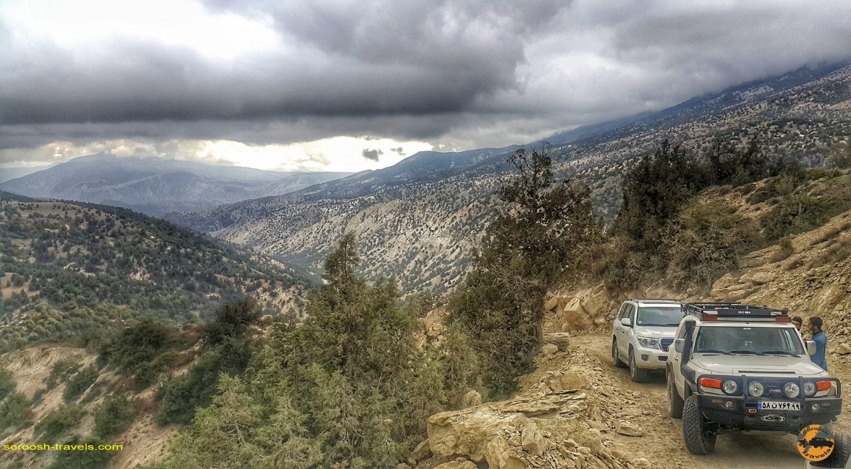 بطرف منطقه حفاظت شده جهان نما در استان گلستان - شهریور 1398 2019