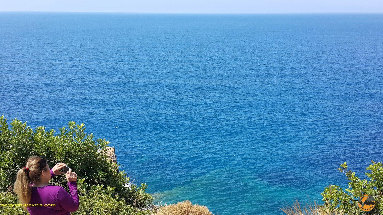 سواحل مدیترانه - جنوب ترکیه - تابستان 1398 2019