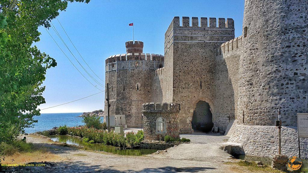 سواحل مدیترانه، از آنامور تا قاضی آنتپ در ترکیه  – تابستان ۱۳۹۸