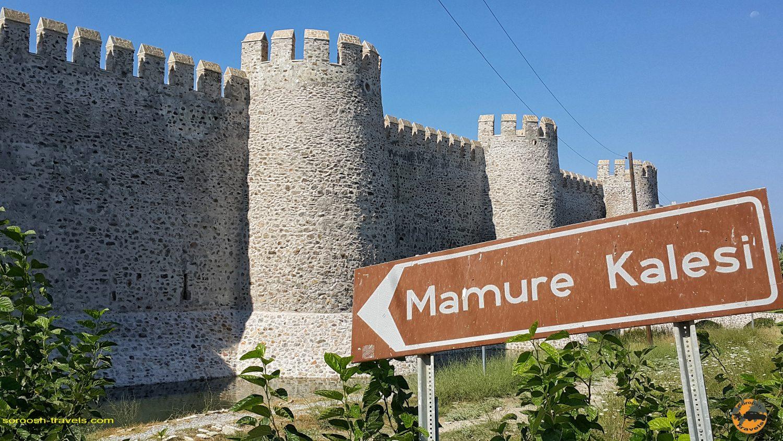 قلعه مامور - جنوب ترکیه - تابستان 1398 2019