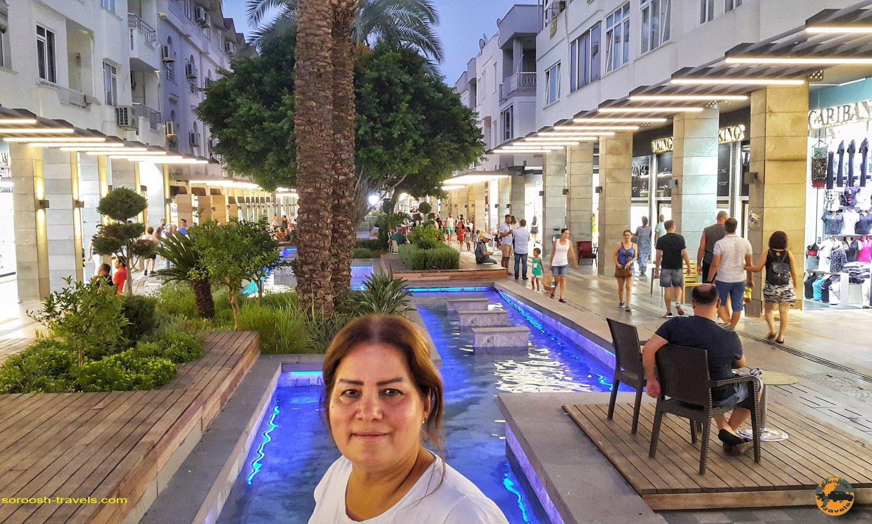 شهر زیبای کِمِر در ترکیه - تابستان 1398 2019