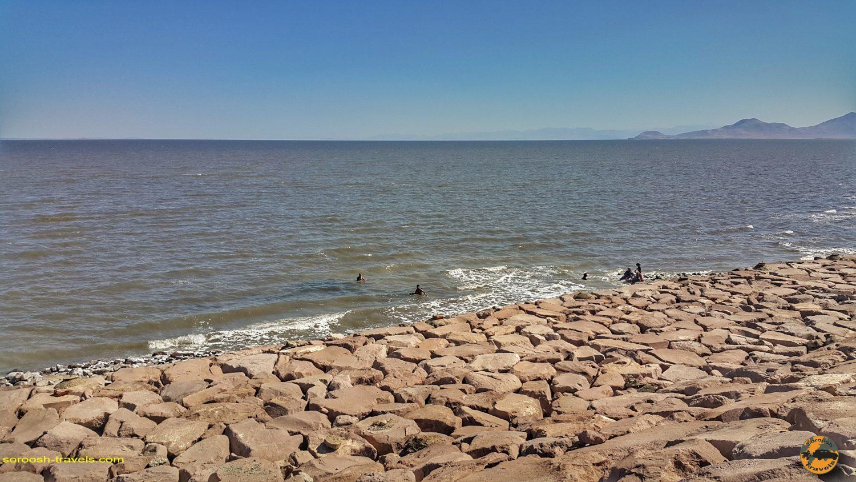دریاچه ارومیه - تابستان 1398