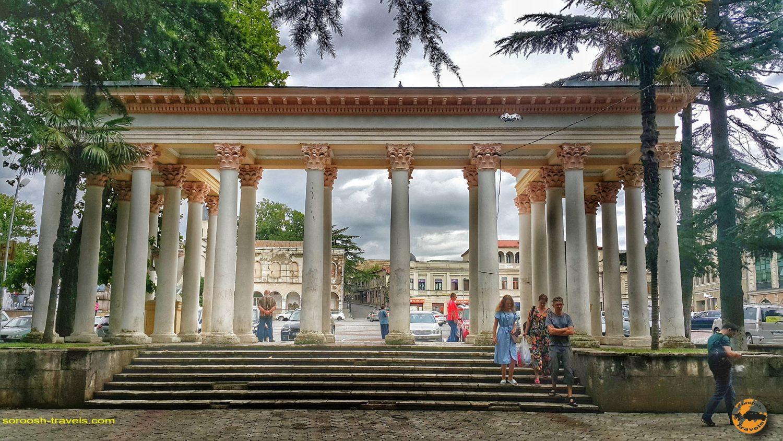 شهر کوتایسی در گرجستان تابستان 1398 2019
