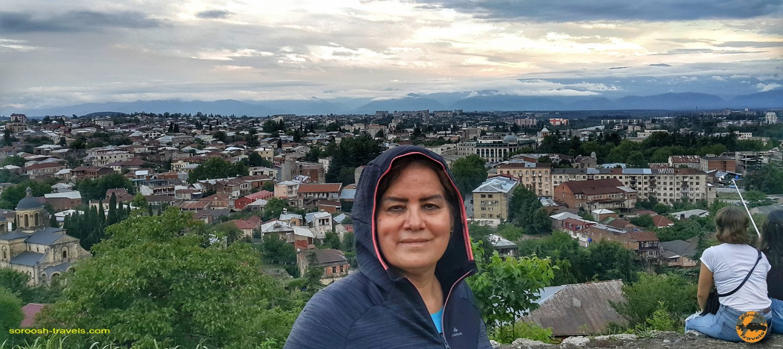 شهر کوتایسی، گرجستان - تابستان 1398 2019
