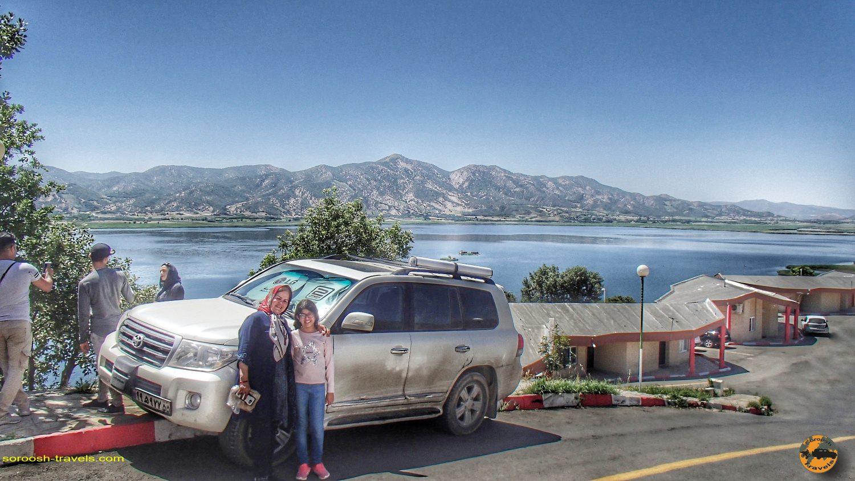 دریاچه زریوار - کردستان - بهار 1397 2018