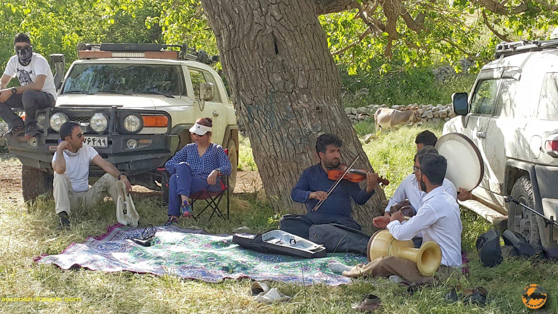 کردستان، تلفیق زیبایی از طبیعت و هنر – بهار ۱۳۹۷
